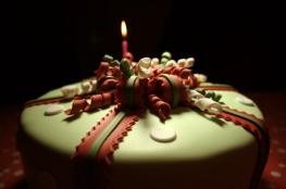 Torta di compleanno donna