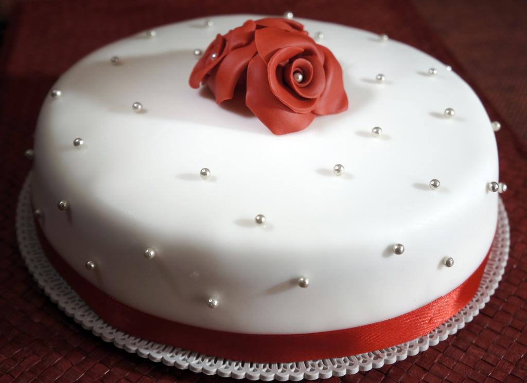 Conosciuto Torta anniversario – 40 anni di matrimonio | dolcerossana XA03