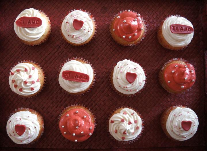 Famoso Cupcakes – Anniversario di fidanzamento | dolcerossana MS29